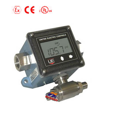 electronic UE pressure switch