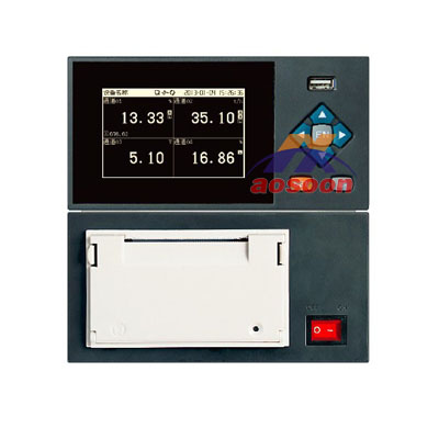 High quality Temperature recorder AVX4000 Paperless recorder