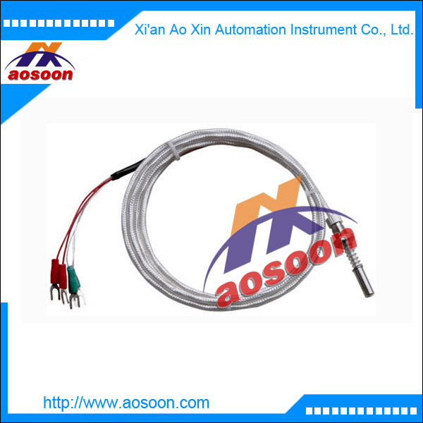 WRET-01 Spring-compressed compressed-spring fixed thermal couple thermocouple